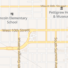 Directions for Hoy Trial Lawyers Prof llc in Sioux Falls, SD 910 W 10th St Ste 300
