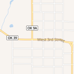 Directions for Konvenience Korner in Konawa, OK 421 W 3rd St