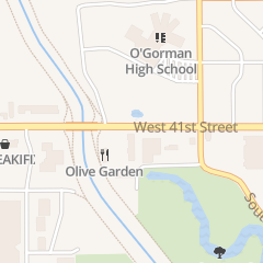 Directions for Brian T Ahrendt Attorney At Law Plc in Sioux Falls, SD 3101 W 41st St Ste 214
