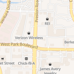 Directions for Corner Bakery Cafe in Plano, TX 2410 Preston Rd