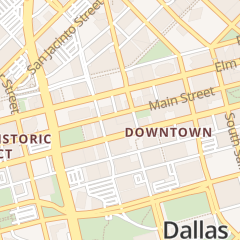 Directions for City Tavern in Dallas, TX 1402 Main St