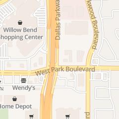 Directions for Lasikplus in Plano, TX 2108 Dallas Pkwy Ste 206