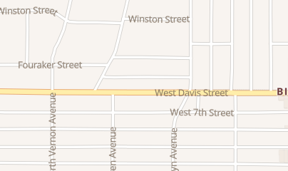 Directions for DOS Customer Support in Dallas, TX 633 W. Davis Street Suite 1029