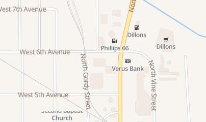 Directions for Redbox in El Dorado, KS 119 W 6th Ave