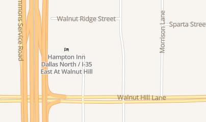 Directions for Beamers Nightclub in Dallas, TX 2443 Walnut Hill Ln