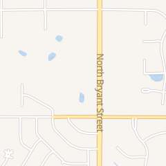 Directions for Rose Manor - A Grace Living Center Community in Shawnee, OK 1610 N Bryan Ave