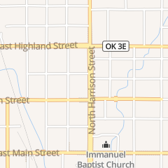 Directions for Hair Force One in Shawnee, OK 324 N Harrison Ave