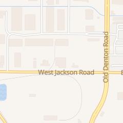 Directions for Daico Supplies in Carrollton, TX 1084 W Jackson Rd