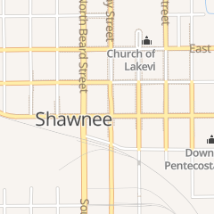 Directions for Benton's Cafe in Shawnee, OK 126 N Broadway Ave