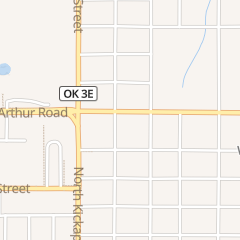 Directions for Coiffures by Dennis in Shawnee, OK 315 W Macarthur St