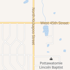 Directions for Nail Spa in Shawnee, OK 4409 N Kickapoo Ave Ste 103