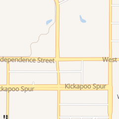 Directions for A M Pm Clinic in Shawnee, OK 1501 N Pottenger