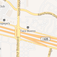 Directions for Taco Bueno in Irving, TX 707 W Lyndon B Johnson Fwy