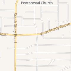 Directions for Pro-Cuts in Irving, TX 2212 W Shady Grove Rd