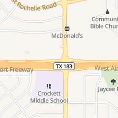 Directions for Mattress Firm in Irving, TX 2409 W Airport Fwy