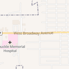 Directions for Mcdonald's Restaurant - Main Line in Sulphur, OK 2539 W Broadway Ave