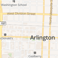 Directions for A and A Travel in Arlington, TX 205 W Main St