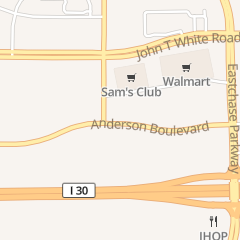 Directions for Sam's Club in Fort Worth, TX 8351 Anderson Blvd