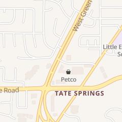 Directions for Curves in Arlington, TX 4001 W Green Oaks Blvd Ste 159