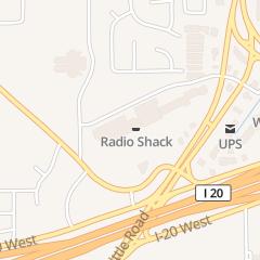 Directions for Gene Allen's Gifts in Arlington, TX 255 Southwest Plz
