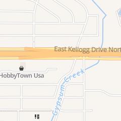 Directions for David's Bridal in Wichita, KS 8241 E Kellogg Dr Ste 2
