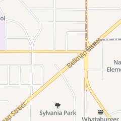 Directions for Sammie's Bar B Q in Fort Worth, TX 3801 E Belknap St