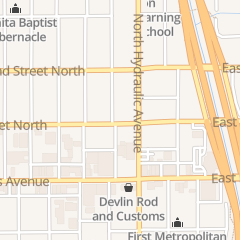 Directions for Auto Masters Collision Center in Wichita, KS 1636 E 1St St N