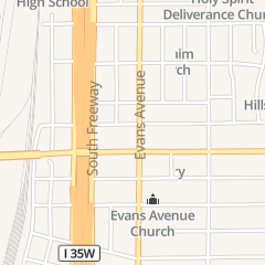 Directions for Millennium Bar and Grill in Fort Worth, TX 1600 Evans Ave