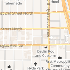 Directions for Get Air Wichita in Wichita, KS 130 N New York Ave