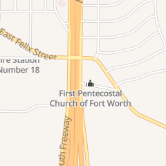 Directions for Extra Space Storage in Fort Worth, TX 4901 South Fwy