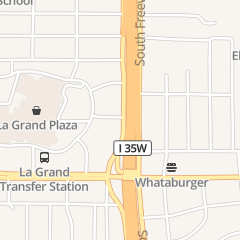 Directions for Restaurante Jalisco in Fort Worth, TX 4200 South Fwy Ste 1800