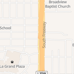 Directions for Next Drive Auto in Fort Worth, TX 4012 South Fwy