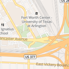 Directions for Sheraton Hotels & Resorts in Fort Worth, TX 1701 Commerce St