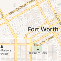 Directions for YWCA in Fort Worth, TX 512 W 4Th St