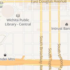 Directions for Clutch Rod & Custom in Wichita, KS 406 S Market St
