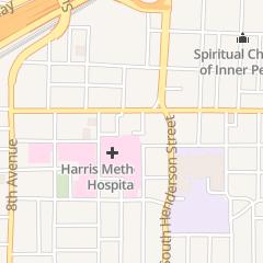 Directions for Texas Health Harris Methodist Hospital in Fort Worth, TX 1301 Pennsylvania Ave
