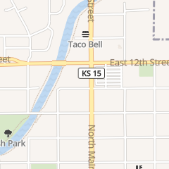 Directions for Bud & Steve Auto Service - We Carry Uniroyal and Michelin Tires in Newton, KS 1201 N Main St