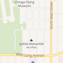 Directions for Iglesia Manantial DE Vida in Fort Worth, TX 3420 Clinton Ave