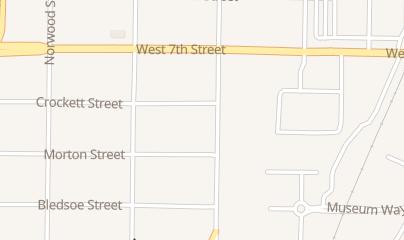 Directions for Crockett Street Bottle Shop in Fort Worth, TX 2805 Crockett St