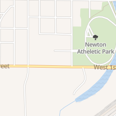 Directions for B & B Auto Glass in Newton, KS 812 W 1st St