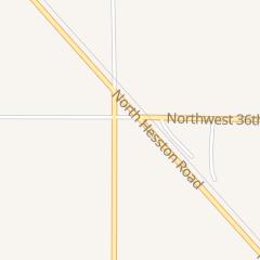 Directions for Meridian Fleet Services in Newton, KS 3530 N Meridian Rd