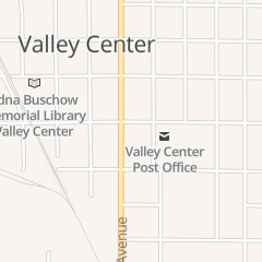 Directions for Edens Auto Sales in Valley Center, KS 100 S Meridian Ave