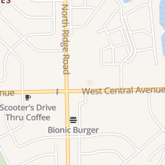 Directions for Street Beat Audio & Security in Wichita, KS 7110 W Central Ave