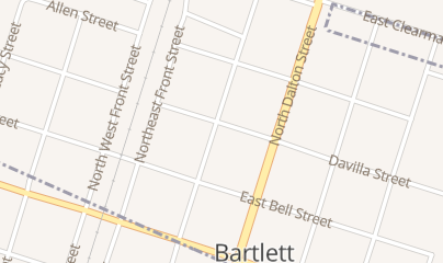Directions for The Cotton Club & Steakhouse in Bartlett, TX 212 E Davilla St