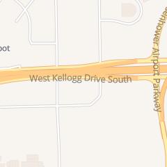 Directions for Rhino Linings in Wichita, KS 7819 W Kellogg Dr