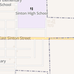 Directions for ACUNA RENE R DO in Sinton, TX 1143 E Sinton St