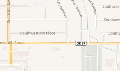 Directions for All That Dance in Oklahoma City, OK 912 Sw 4