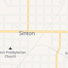 Directions for Bay Area Dialysis Services in Sinton, TX 222 E Sinton St