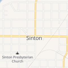 Directions for Aa Best Bail Bonds in Sinton, TX 121 E Sinton St