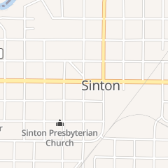 Directions for Bail Bond Express in Sinton, TX 100 E Sinton St